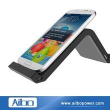 Qi Wireless Car Charger Dock with Wide Charging Area Wireless Charger