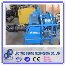 Hydraulic Pipe Edge Preparation Machine