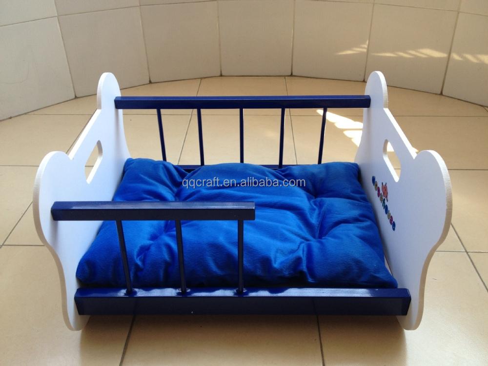 Aimigou gros luxe en bois chien lit pour chien Lits& accessoires pour animaux domestiques ID de  # Fabriquer Lit Pour Chien En Bois