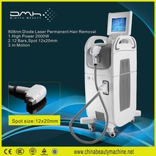 Distributors wanted 12 Bars In motion technology spa equipment diode laser hair removal