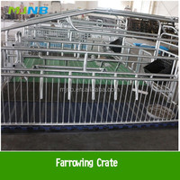 livestock equipment sow farrowing crate for pigs