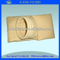 china D.King air powered industrial vacuum filter bag