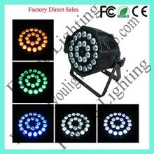 Low price new design stage lighting special effects 24x10w par can