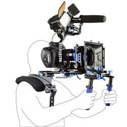 PROAIM DSLR комплект-10C Комфорт плеча камеры Монтажный комплект (P-10C-CMFT-KIT)