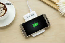 Hot Sales!!! Newest qi wireless charger for all smartphone/Qi wireless mobile phone charger