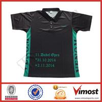 2016 mens custom design sublimated printing polo shirt