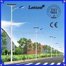 LOTTON Street light pole lampadaire de la circulation