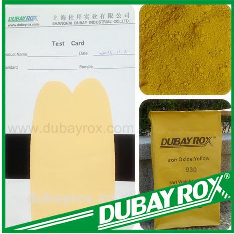 yellow 930