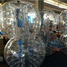 New design bubble soccer/PVC inflatable bubble football