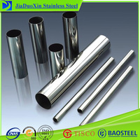hot sale high quality 316l ball stainless steel tube