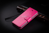 Flip Protective PU Leather Customized Case For Lenovo A1000