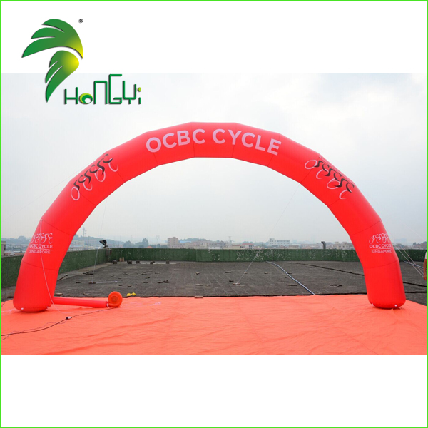 inflatable arch with custom design (4)