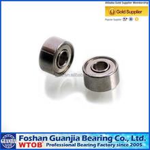 2X6X3mm Carbon Steel Bearing Miniature Ball Bearing 692ZZ