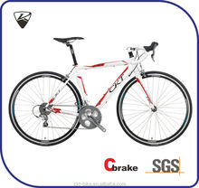 CKT 138 Made in Taiwan Red White Cheap Road Racing Bike