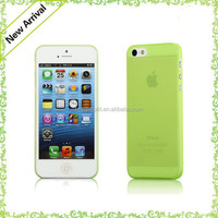 High quality no parting line ultra-thin PP case cover for iphone 4 s
