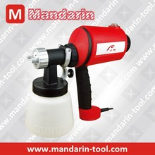 Professional paint sprayer with quick release
