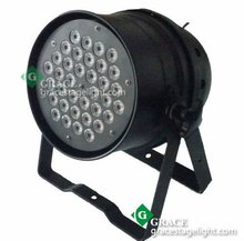 led par 64 36 x 3w rgb or rgbw 2 handle par king