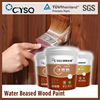 fast drying protective wall odorless paint coating for wood , water based wood coating