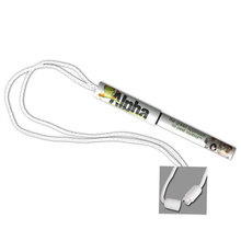 Full color made in the USA rope ballpoint pen. Comes with a rope and your full color print logo.