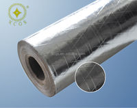 Aluminium Foil High Density Polyethylene Woven Fabric Insulation Material