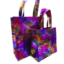 2015 best sell colorful non woven shopping bags/promotion bags