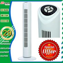 2015 hot sale 29 inch tower fan