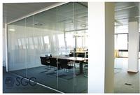 building elevation glass