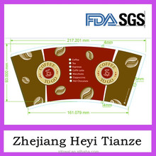 Single Side Poly Coated Paper Cup Raw Material Paper