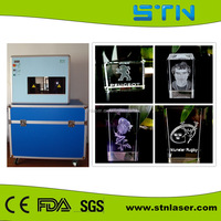 Glass laser subsurface engraving system STNDP-801AB4