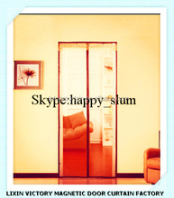 New magnetic curtains for glass doors 18 strong magnets