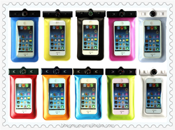 PVC Waterproof Phone Bag Case Underwater Pouch For Samsung galaxy For iphone All mobile phone Watch