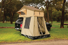 motorcycle camping trailers adventure outdoor off road tent