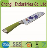 Trade Assurance Supplier Pattern surface non stick kitchen chef knife