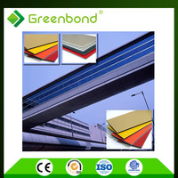 Greenbond OEM FREE and High quality Aluminum composite panel