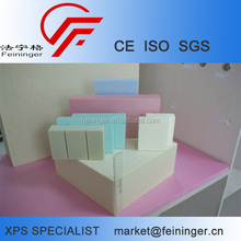 High R Value B1 Grade Extruded Polystyrene Insulation Board