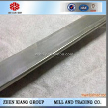 China high quality slitting flat bar with round edge