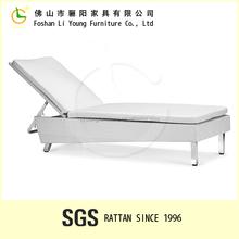 Wholesales Outdoor Leisure Rattan Wicker Sun Lounge Furniture LG50-A9546