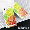 Cool summer custom design soft silicone phone case for vivo x5pro max with lemon painting