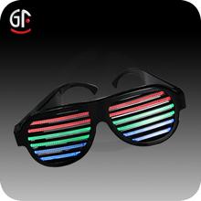 regali di natale speciale omaggi personalizzati suono attivato occhiali partito di plastica