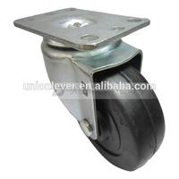 4 inch swivel nylon caster wheel
