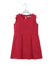 2015 latest high quality apparel 100% cotton sleeveless girls clothing wholesale children's boutique clothing