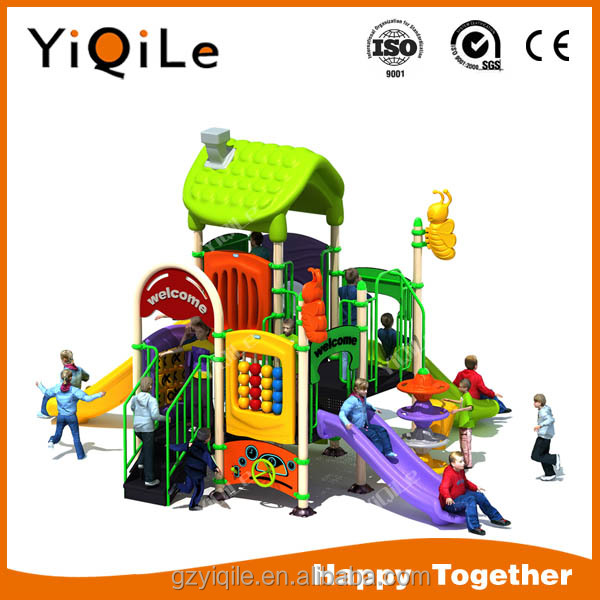 high quality attractive children playground equipment with competitive price