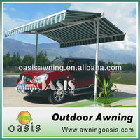 L220 movable parking awning