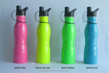 Eco-Friendly Feature and Metal,Aluminum / stainless steel Material drink bottle food grade stainless steel travel bottle