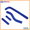 High quality flexible anti-tearing motorcycle silicone hose kit