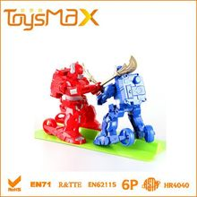 Latest Products rc battery operated toy robot with light