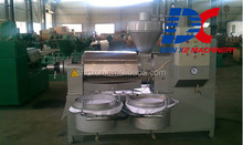 small combined oil press from henan