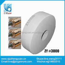 ZY 3000# Roller grinding stones,stone grinding wheel manufacturer