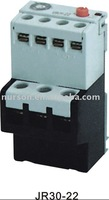 JR30 types new Thermal overload relay magnetic ac contactor relay