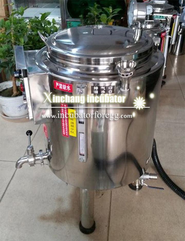 milk sterilizing tank  01